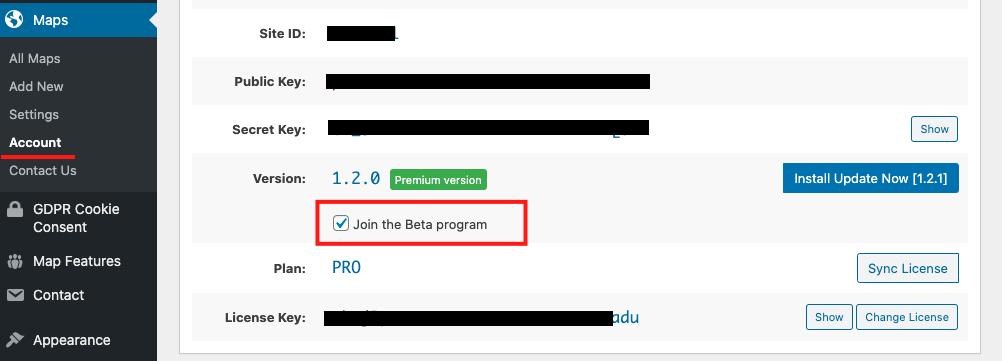 [Pro] Get Plugin Beta Releases