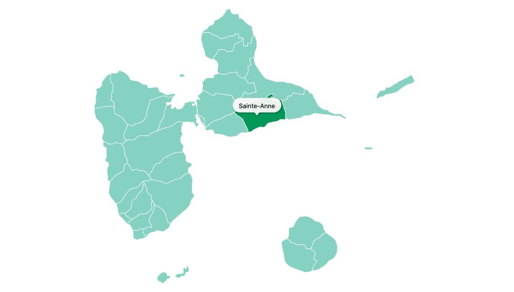 Guadeloupe Mao