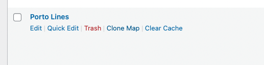 How to clone or duplicate a map